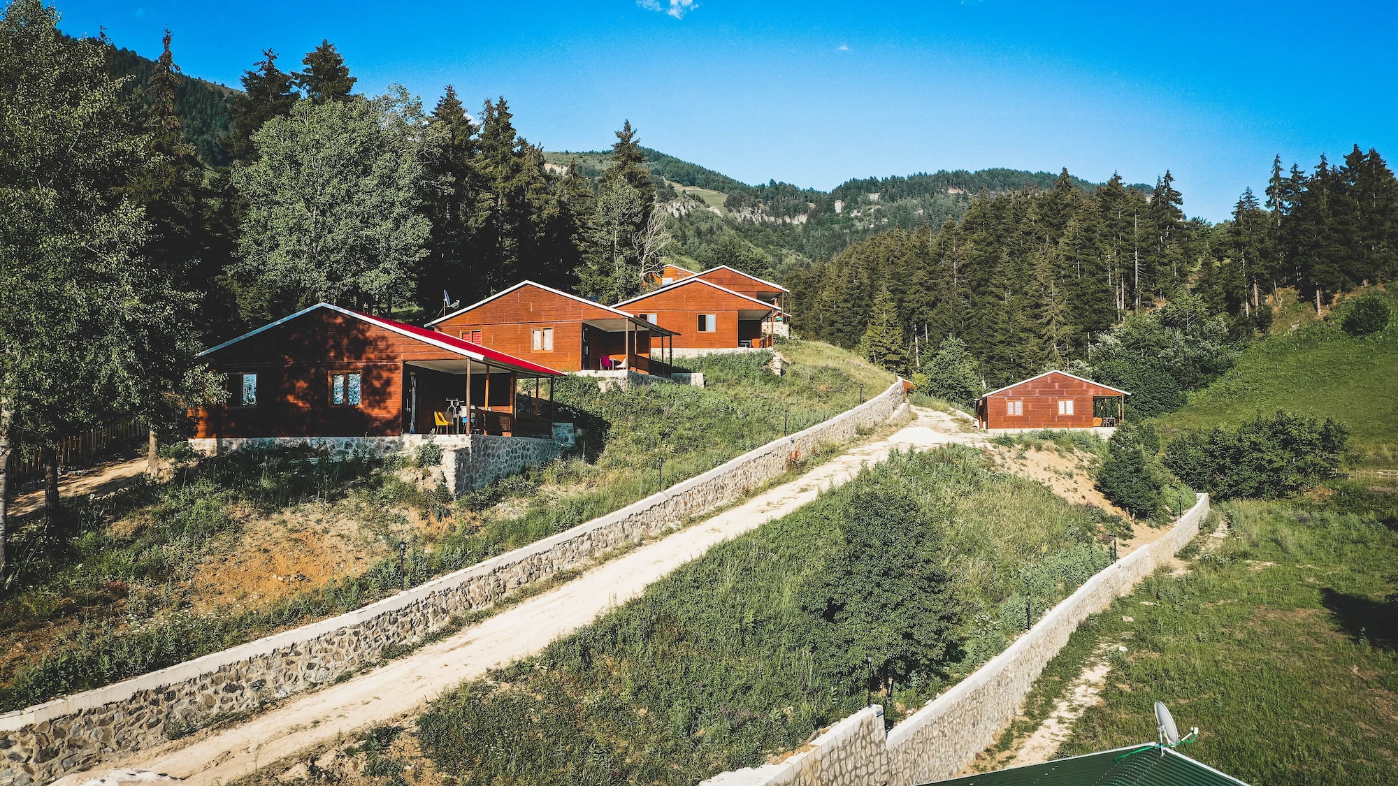 Danzot Tatil Köyü, Ardanuç