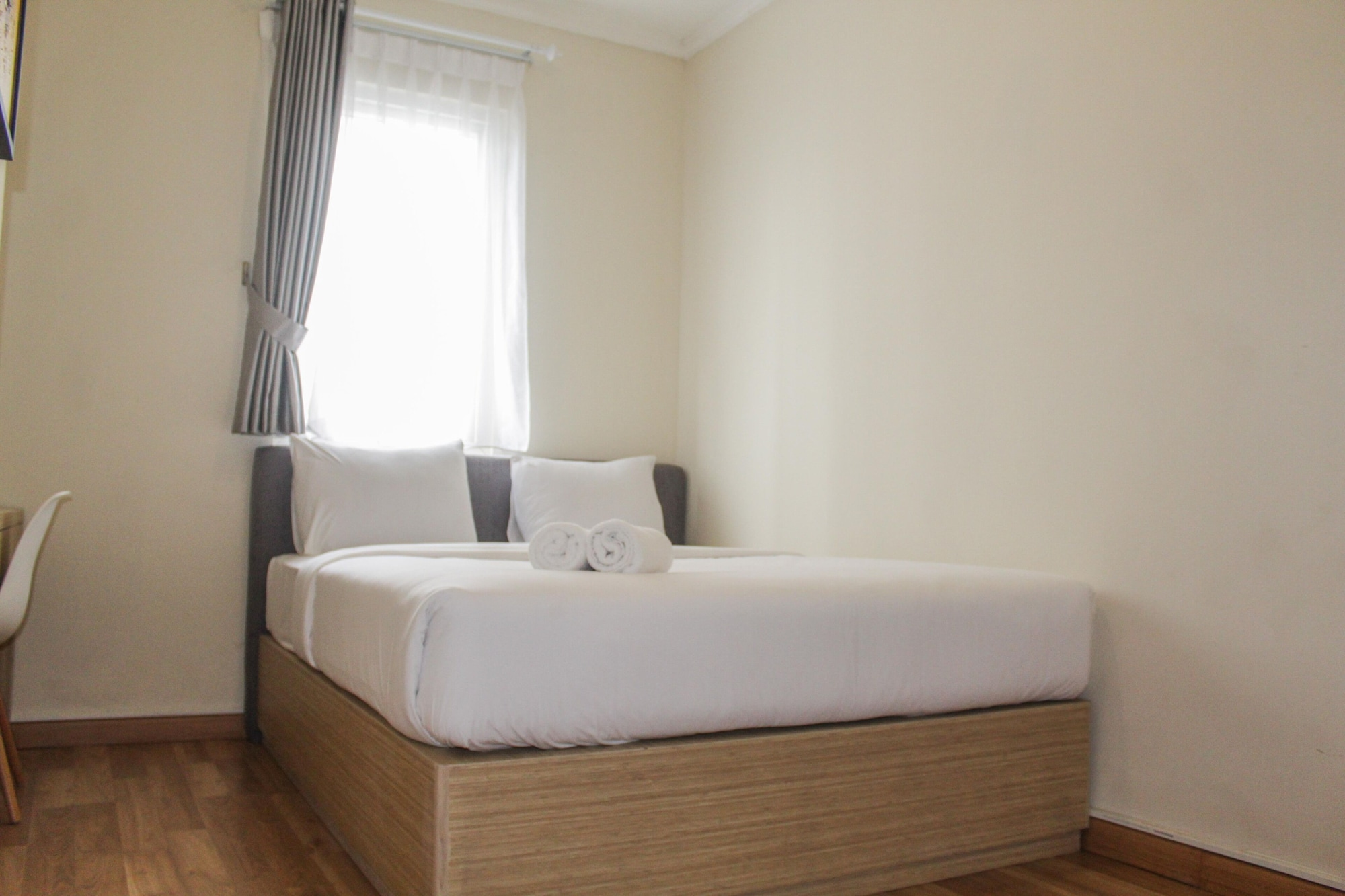 Homey 2BR Apartment at Grand Palace Kemayoran, Central Jakarta