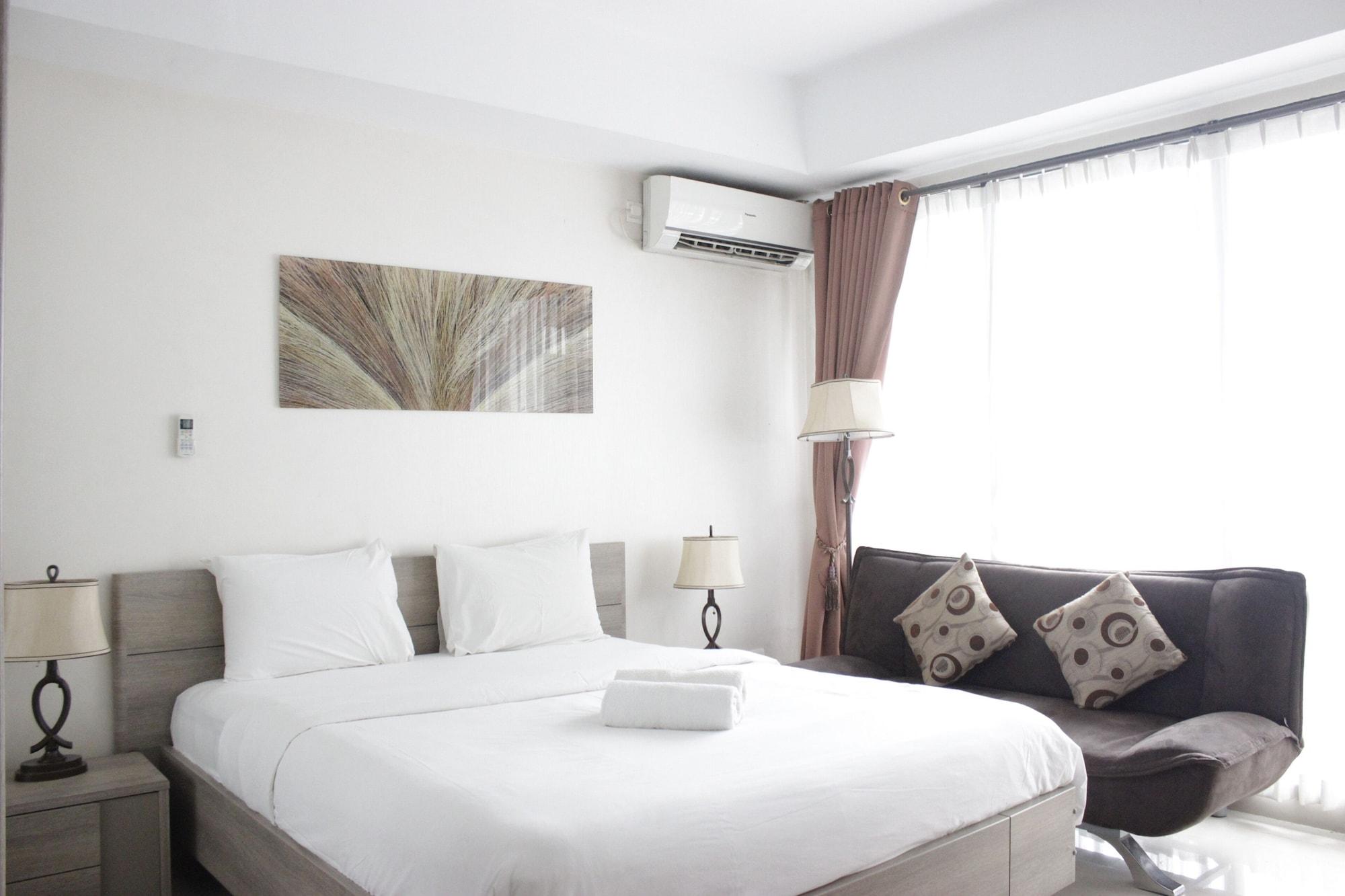 Pleasant Studio Room at Beverly Dago Apartment near ITB, Bandung