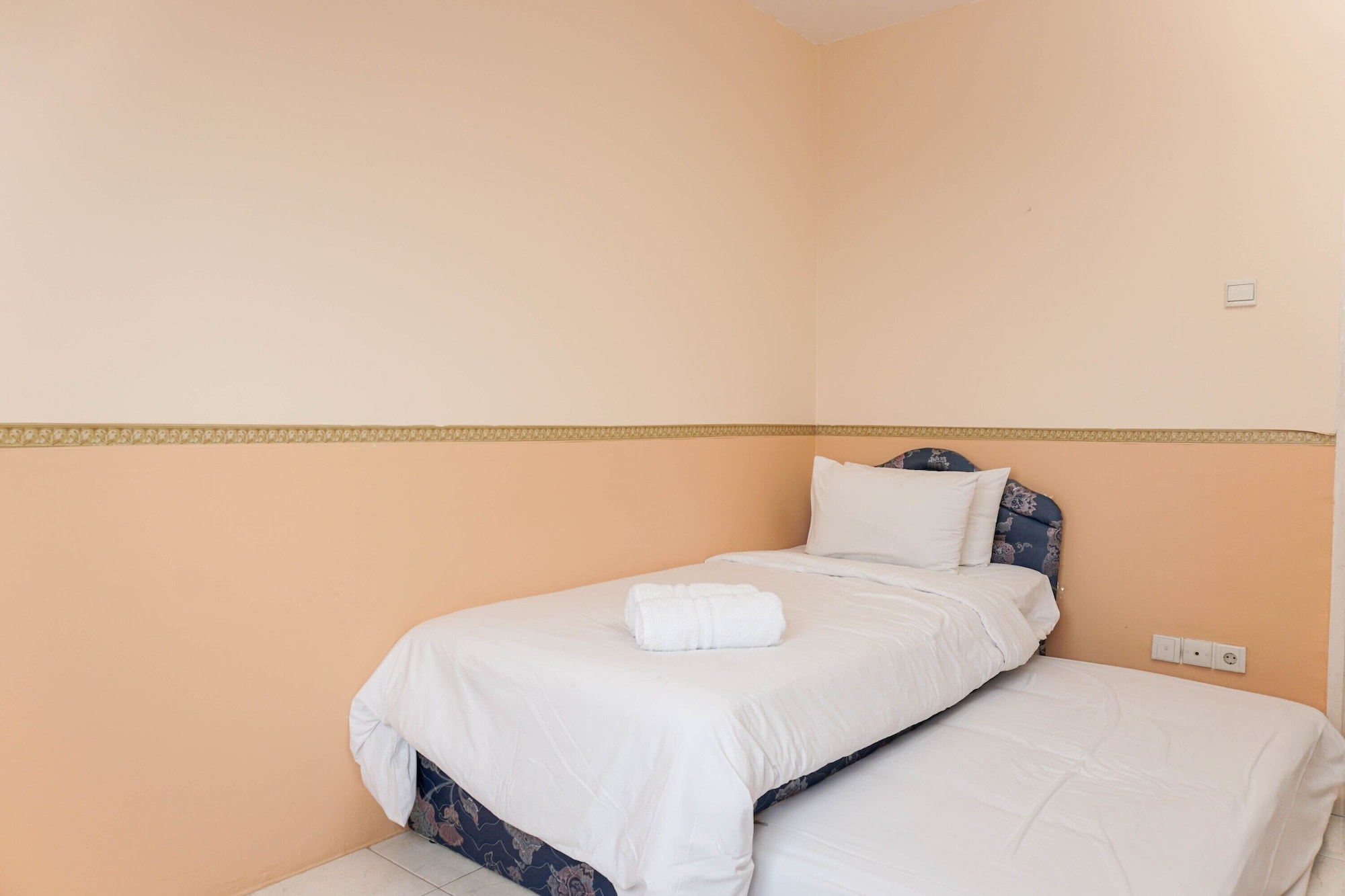 Comfy and Stylish 1BR at Puri Garden Apartment, Jakarta Barat