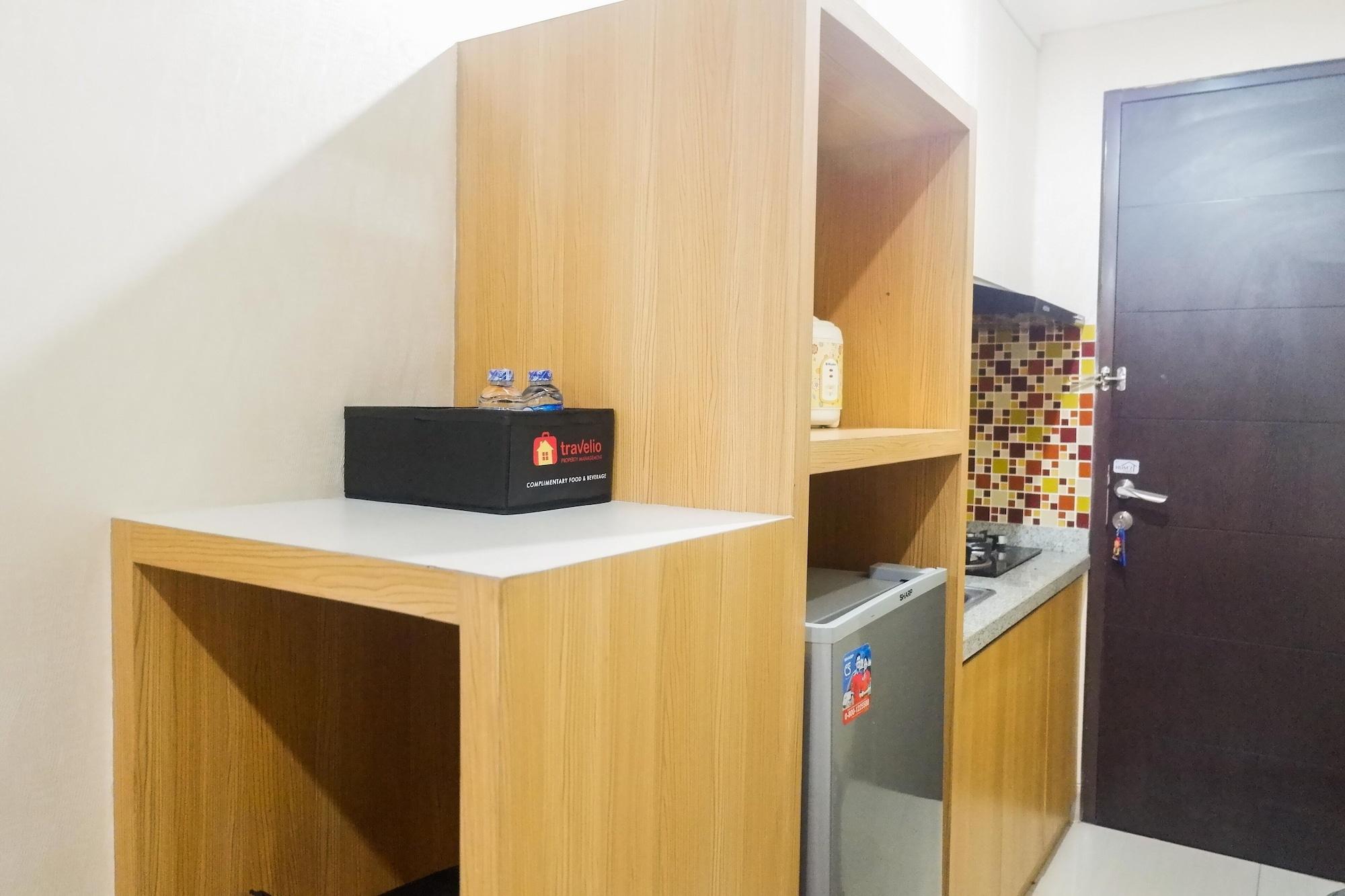 Scenic Studio Apartment at Tamansari Papilio, Surabaya