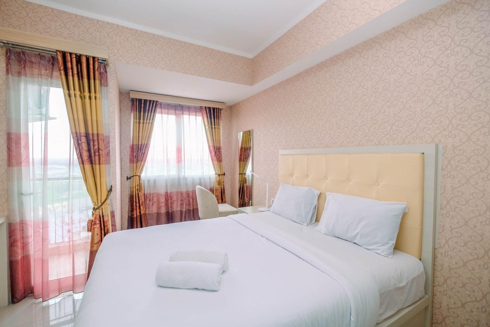 Affordable Price Studio Apartment at The Oasis Cikarang, Cikarang