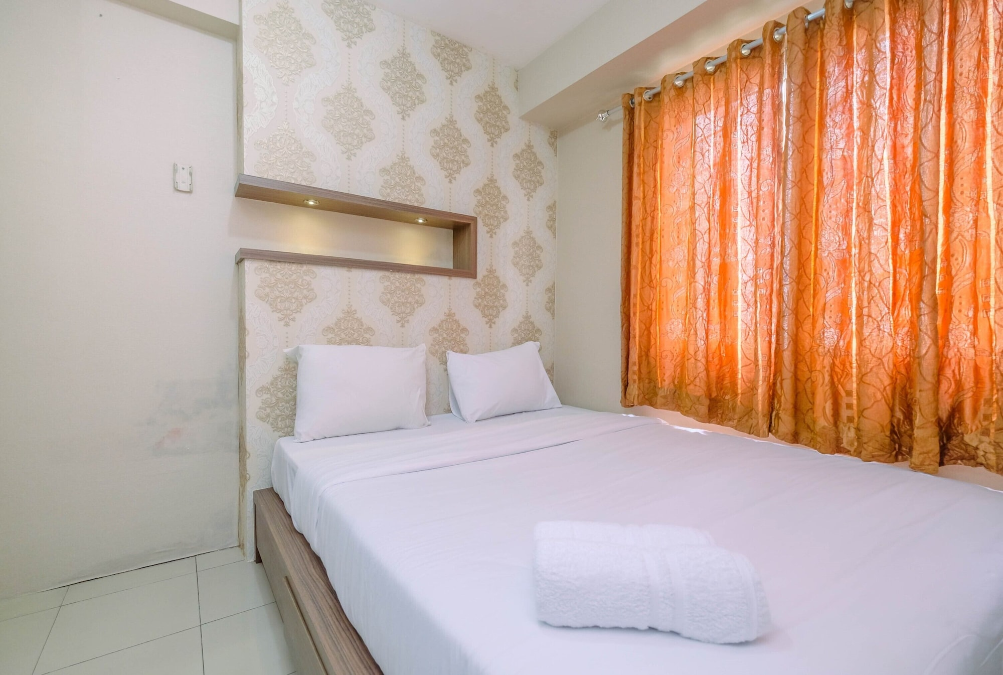 Warm and Cozy 2BR at Green Palace Kalibata Apartment, South Jakarta