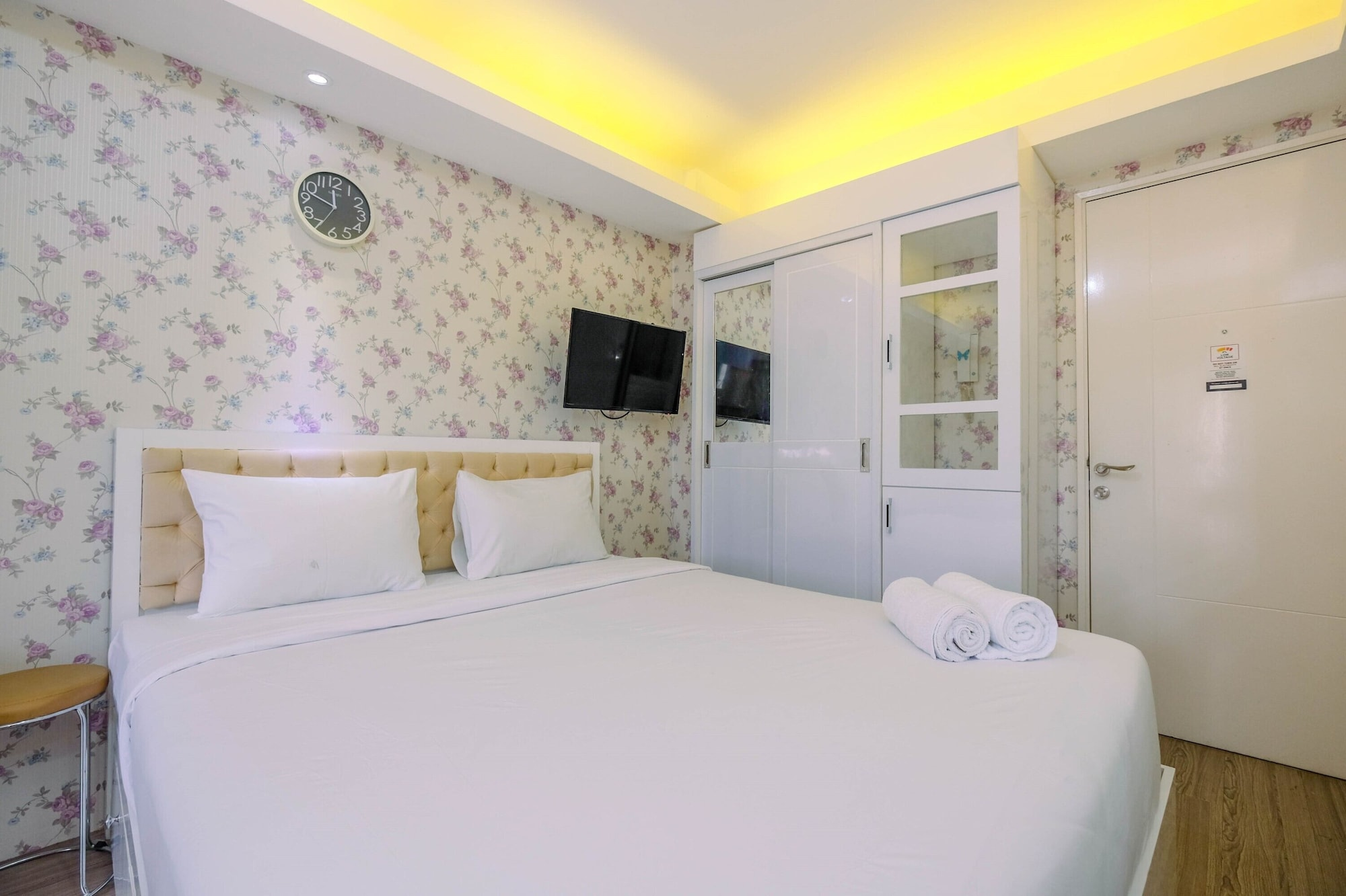 Compact Studio Kalibata City Apartment near Shopping Center, South Jakarta