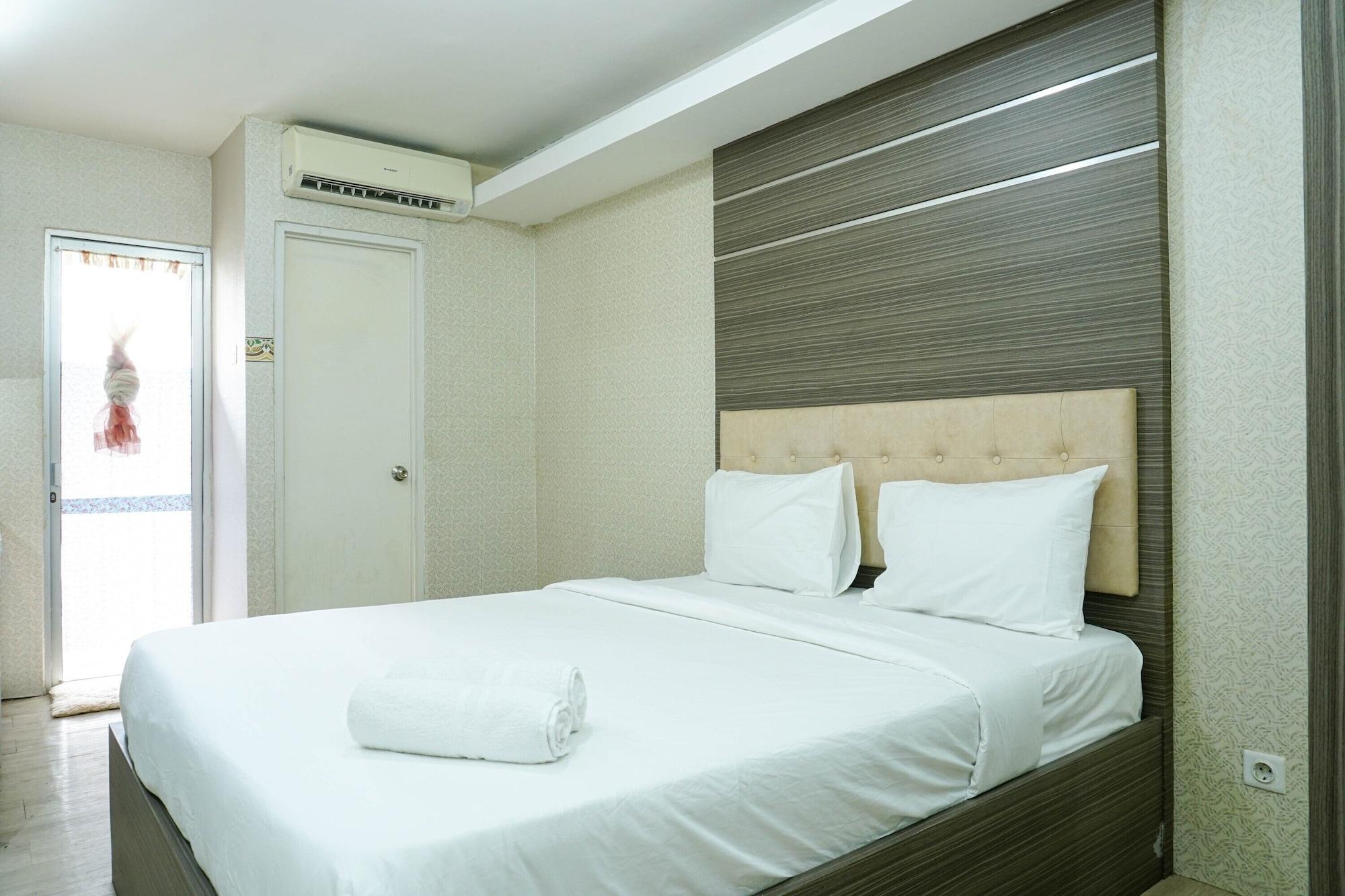 Wonderful and Cozy Studio at Green Palace Apartment, Jakarta Selatan