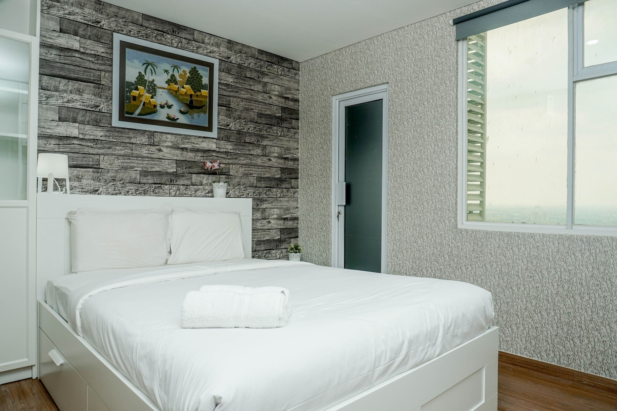 Comfortable and Cozy 1BR at Gallery West Apartment, West Jakarta