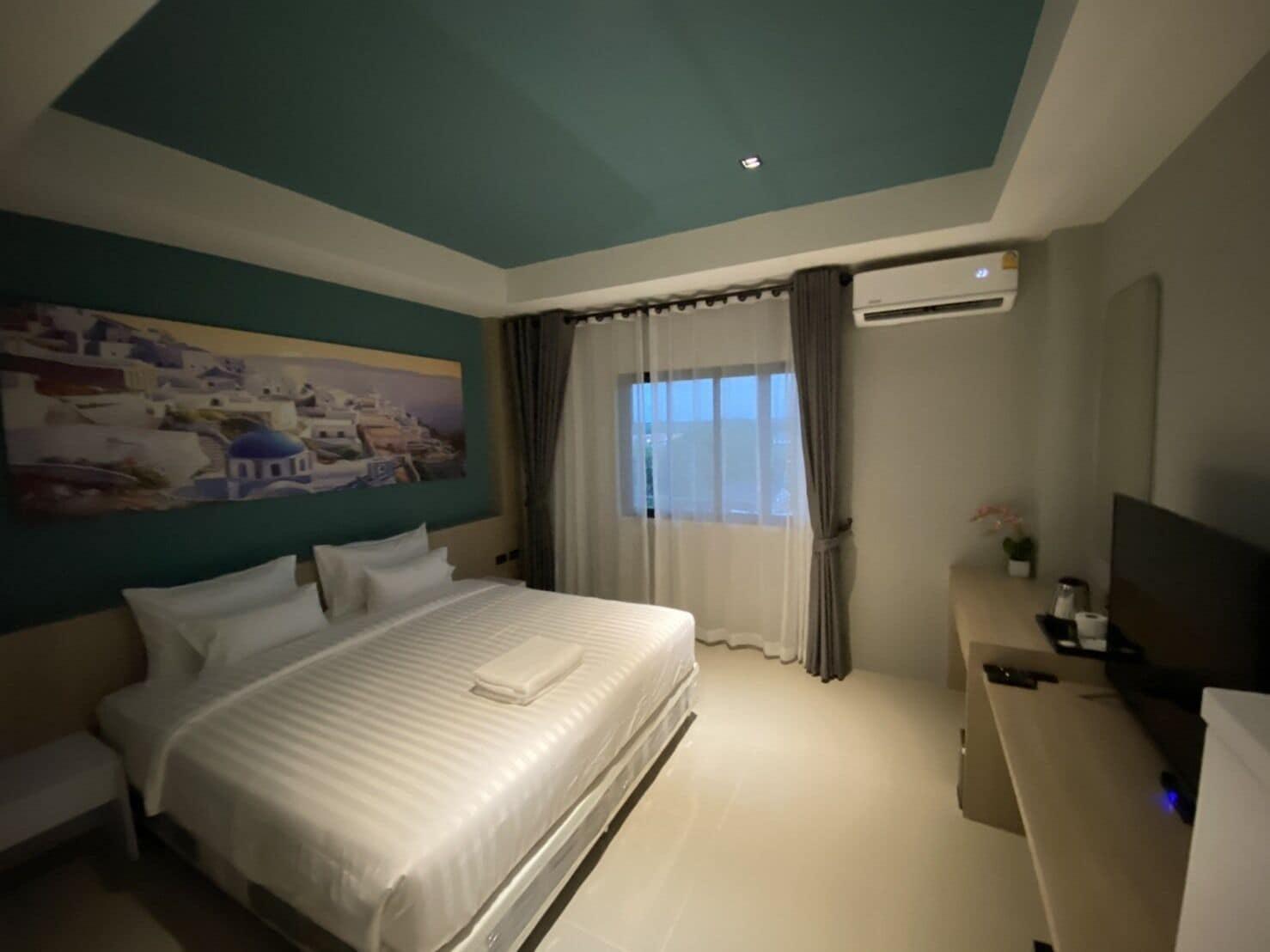 Dhanakarn5 Hotel, Phan Thong