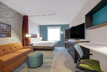 密爾瓦基市區希爾頓惠庭飯店 Home2 Suites by Hilton Milwaukee Downtown