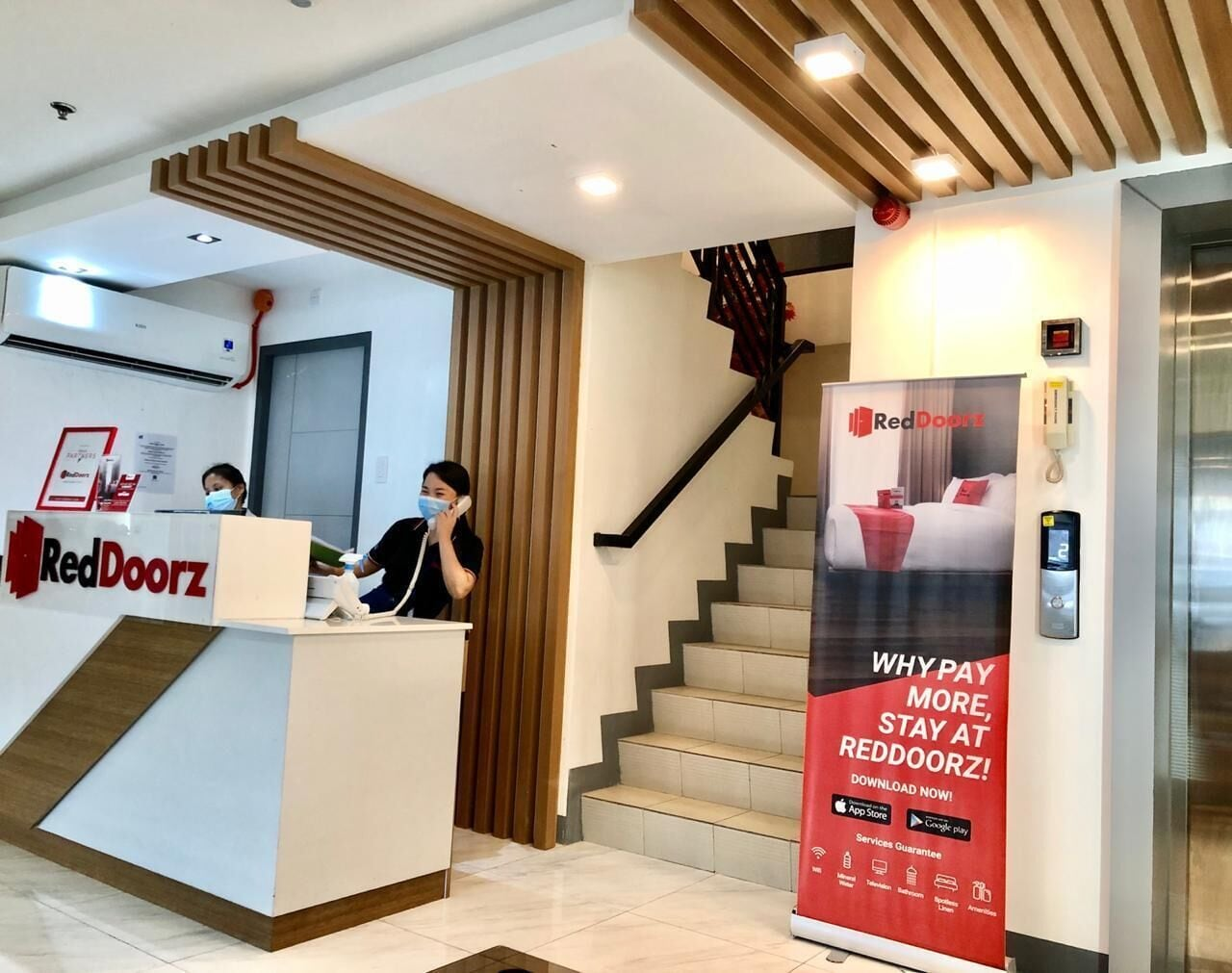 RedDoorz Plus @ Jardin Suites Guadalupe Nuevo, Makati City