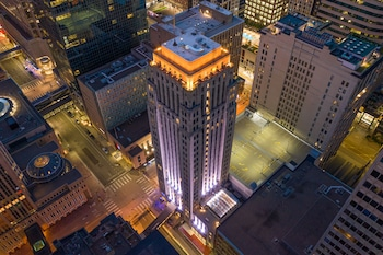 Rand Tower Hotel, Minneapolis, a Marriott Tribute Portfolio Hotel Rand Tower Hotel, Minneapolis, a Marriott Tribute Portfolio Hotel
