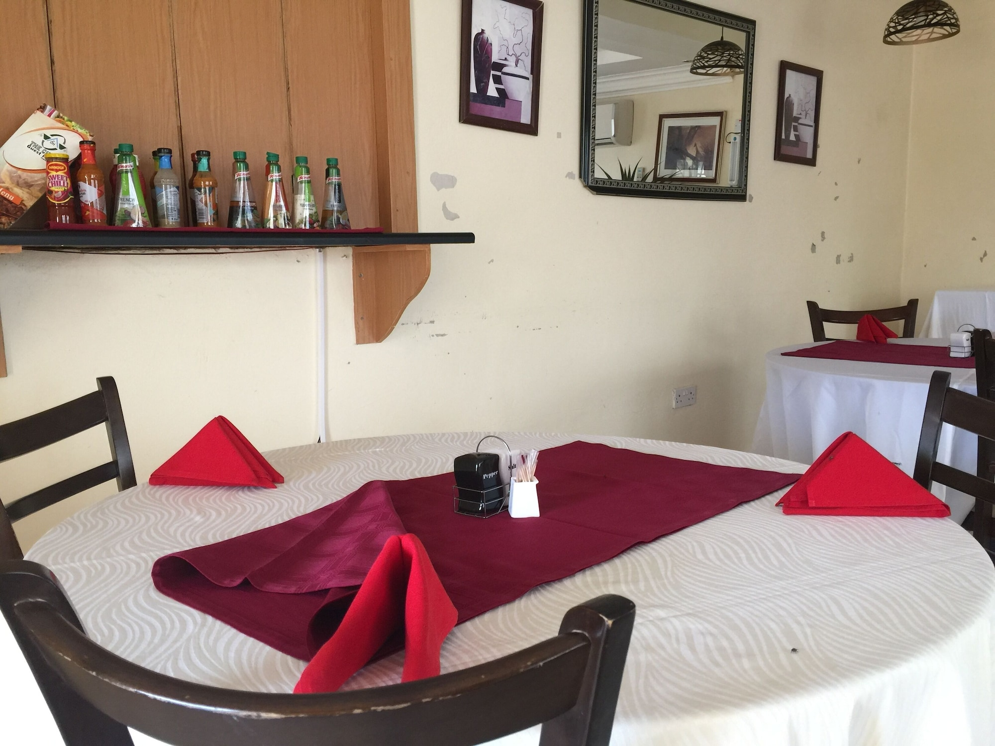 The Curve Guest House, Lethlakane