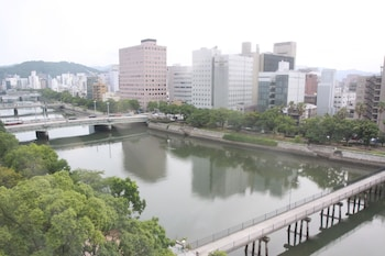 COURT HOTEL HIROSHIMA View from Property