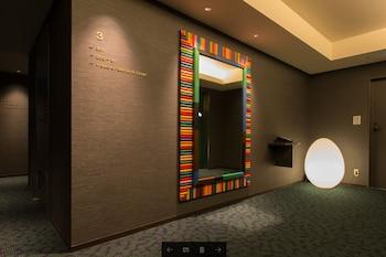 THE GATE HOTEL ASAKUSA KAMINARIMON BY HULIC Hallway