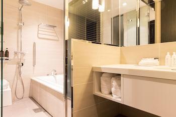 THE GATE HOTEL ASAKUSA KAMINARIMON BY HULIC Bathroom