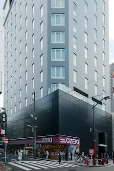 THE GATE HOTEL ASAKUSA KAMINARIMON BY HULIC Exterior