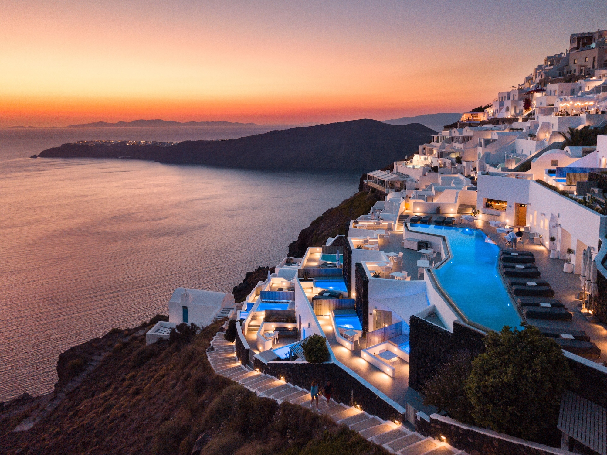 Grace Hotel Santorini, Auberge Resorts Collection, South Aegean