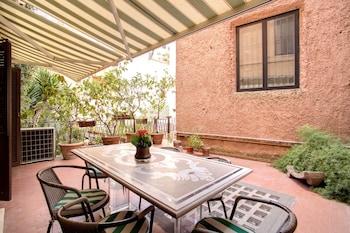 Grand Suite, Terrace