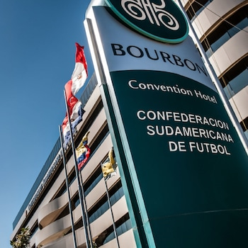 Bourbon Conmebol Asuncion Convention Hotel - Exterior  - #0