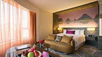 Room, 1 King Bed, View, Corner