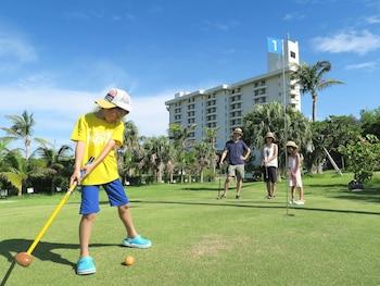 ミニゴルフ