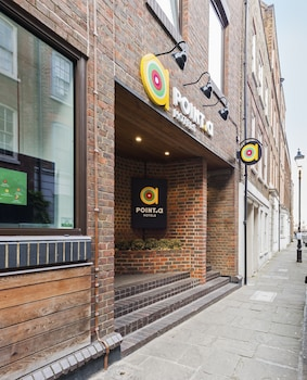 Hotel - Point A Hotel London Liverpool Street (Newly Refurbished)