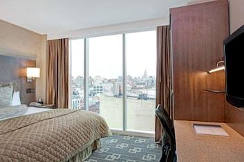 Deluxe Room, 1 King Bed (Upper Floor)