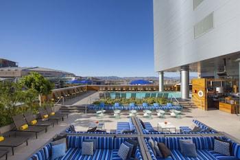 帕洛瑪鳳凰城市美景金普頓飯店 Kimpton Hotel Palomar Phoenix Cityscape, an IHG Hotel