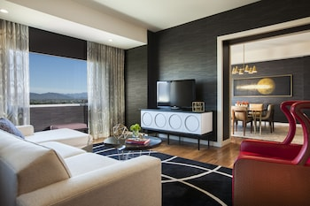 Presidential Suite, 1 King Bed (Cityscape)