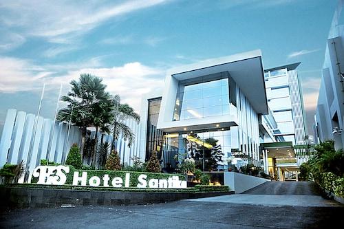 . Hotel Santika Tasikmalaya