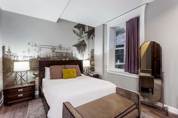 Executive Suite, 1 Queen Bed, Non Smoking