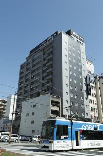 . Hotel Dormy Inn Kagoshima Natural Hot Spring