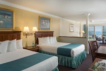 Premium Room (Full Ocean View Two Queens 636 sf.ft.)
