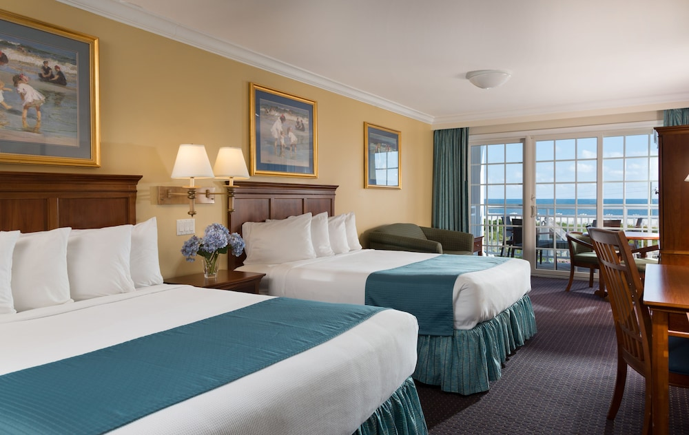 Premium Room, 2 Queen Beds, Ocean View