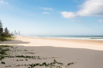 スピンドリフト オン ザ ビーチ