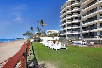 斯平德里夫特海灘公寓飯店 Spindrift on the Beach