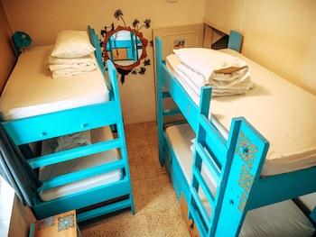 SUN & SAND Shared Dormitory (6 Beds)