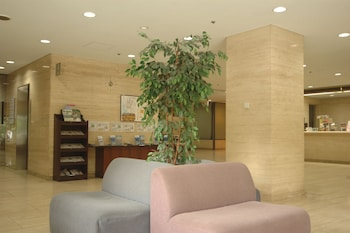 HOTEL INTERNATIONAL HOUSE OSAKA Lobby