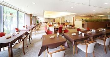 HOTEL INTERNATIONAL HOUSE OSAKA Breakfast Area