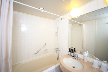 HOTEL INTERNATIONAL HOUSE OSAKA Bathroom