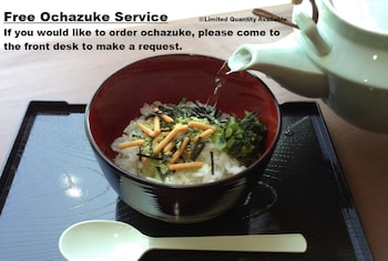 HOTEL INTERNATIONAL HOUSE OSAKA Food and Drink