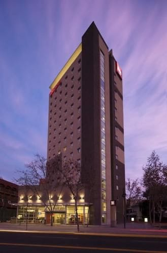 . Hotel ibis Santiago Providencia