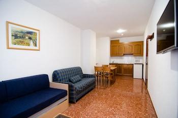 Apart Daire, 1 Yatak Odası, Balkon, Göl Manzaralı (2 Adults)
