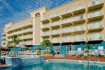 馬里蘭大洋城歡朋套房飯店 Hampton Inn & Suites Ocean City, MD