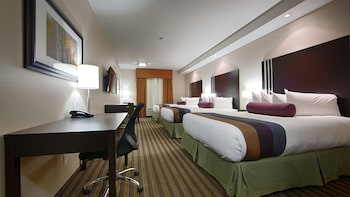 Family Suite, 3 Twin Beds, Non Smoking