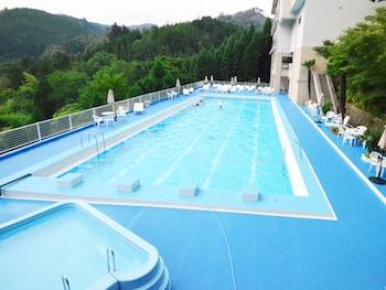 RYOKAN NENRINBO Outdoor Pool