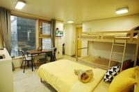 スーペリア トリプルルーム 1 ベッドルーム 禁煙 専用バスルーム