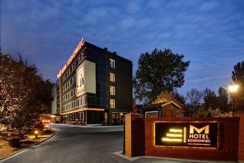 . M Hotel Sosnowiec