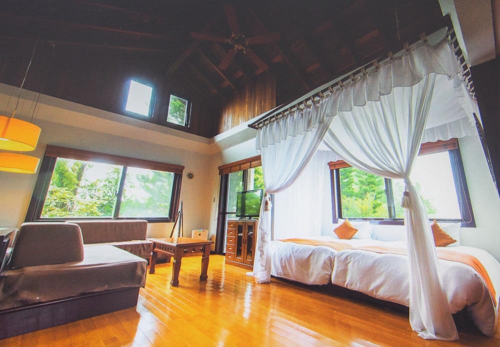 LiVEMAX AMMS CanNa Resort Villa, Ginoza