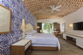 Junior Room, 1 King Bed (Hacienda Garden)