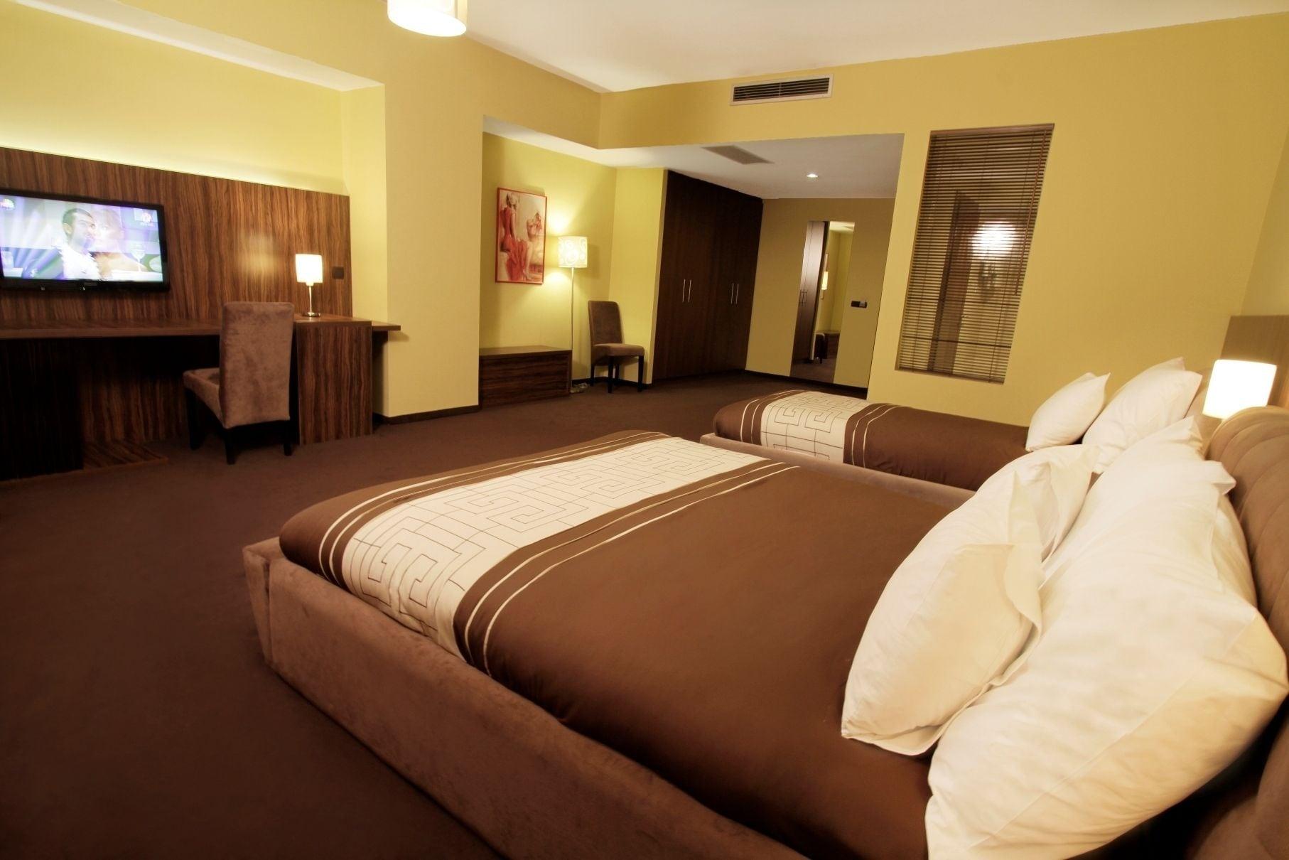 Hotel Sirius, Priština